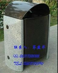 供應小區/校園/廣場/景區類垃圾桶