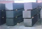 Heat exchanger graphite block