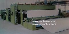 WHFT-宽幅无纺布(土工布)生产线