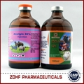 Analgin injectable solution for veterinary use with OEM package  4