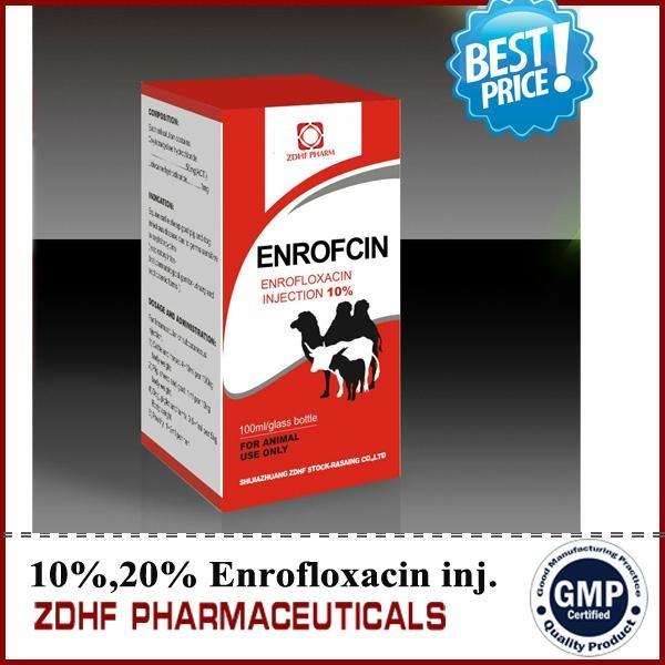 10% enrofloxacin injection 50ml oral solution  3