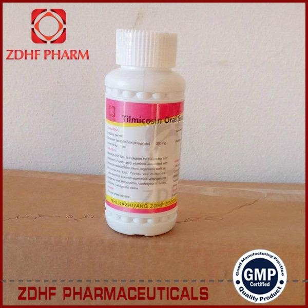 Tilmicosin phosphate injection  30% 25% 3