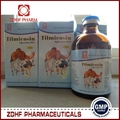 Tilmicosin phosphate injection  30% 25% 4