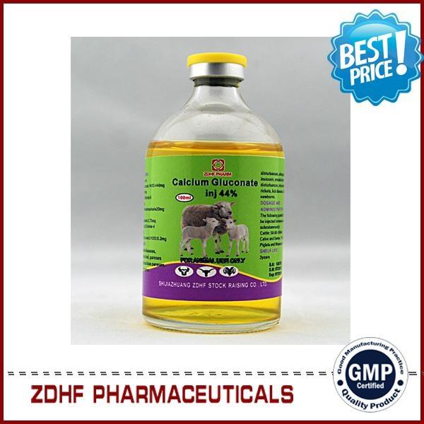 10 Calcium gluconate solution 3