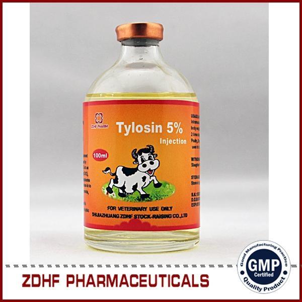 200 Tylan / tylosin tartrate injection 5% 10% 20% 5
