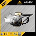 Komatsu excavator fuel control motor on PC200-6 7834-40-2000 1