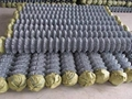 菱形鐵絲網 機編鍍鋅網 5