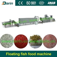 Automatic Fish Food Pellet Processing Line