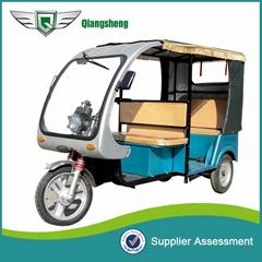2014 new modlel eco friendly 1000W 60V battery operated rikshaw