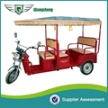 2014 new modlel eco friendly 1000W 60V Electric rikshaw