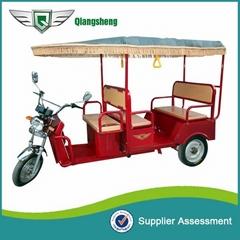 2014 new modlel eco friendly 1000W 60V Electric rikshaw
