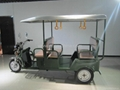 2013 LATEST ELECTRIC TRICYCLE TUKTUK,ELECTRIC TRICYCLE,BATTERY OPERATED RICKSHAW