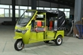 Electronic tricycle etrike electric rickshaw