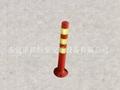 橡胶警示柱防撞