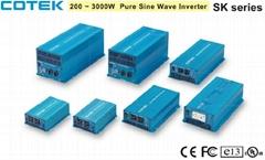 DC-AC Inverter , SK series, Pure Sine Wave