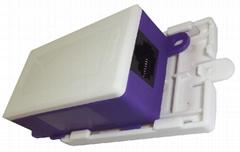 RJ45接口 串聯式突波保護器 - 網路用