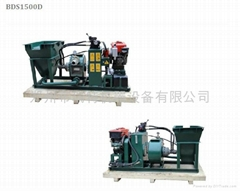 mini shotcrete pump