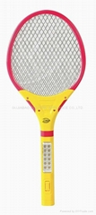 P-008 Li-ion Battery electric mosquito swatter