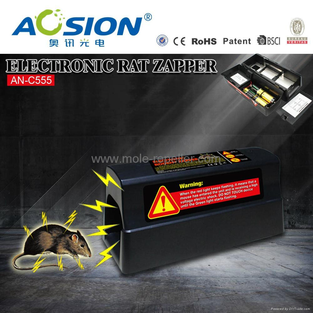 Electronic mouse killer  3