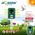 Solar powered frequency ultrasonic bird repeller 5