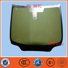 China auto glass factory windshield