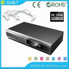 dvb-t hd digital tv rece