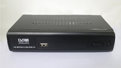 new arrival digital tv receiver dvb-t2 set top box for russia, Kenya