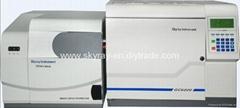 Gas Chromatograph-Mass Spectrometer