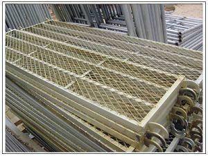 脚手架钢板网 3