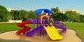 供應幼儿園儿童滑梯戶外大型組合滑梯經濟型A-2 2