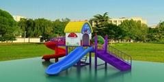 供应幼儿园儿童滑梯户外大型组合滑梯经济型A-1