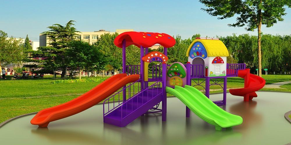 供應幼儿園儿童滑梯戶外大型組合滑梯經濟型B-1 2