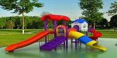 供应幼儿园儿童滑梯户外大型组合滑梯经济型B-2