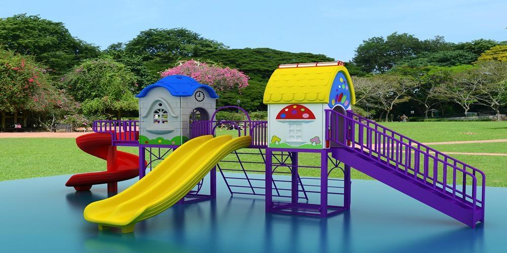 供應幼儿園儿童滑梯戶外大型組合滑梯經濟型C-1 2