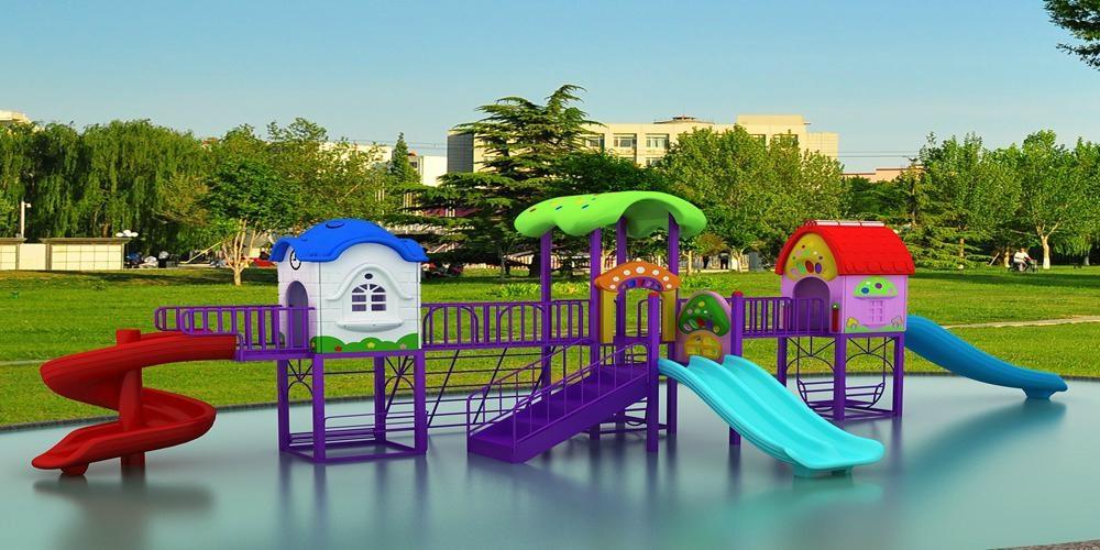 供應幼儿園儿童滑梯戶外大型組合滑梯經濟型G-1 1