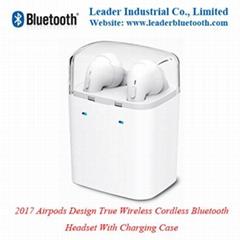 Original Dacom Airpods Design Twins True Bluetooth Headset By Leaderbluetooth