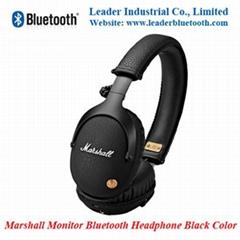 Marshall Monitor Bluetooth Headphone by Leaderbluetooth