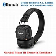 Marshall Major III Bluetooth Headphone By Leaderbluetooth