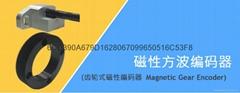 新发售 齿轮式磁性编码器