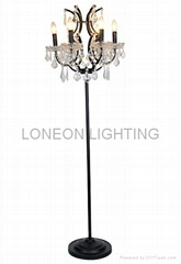 hot decorative floor lamp IF15-6  black
