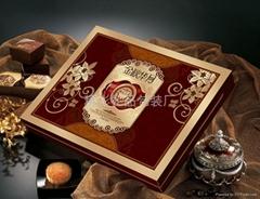 精彩月餅盒金秋華月