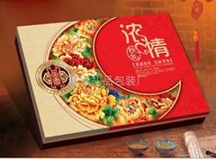 精彩月餅盒濃情秋禮