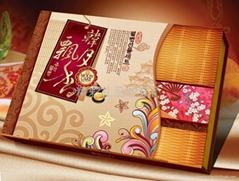 精彩月餅盒韓月飄香