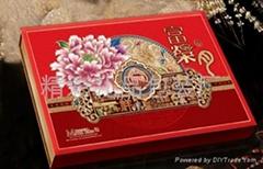 精彩月餅盒富榮月