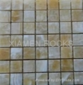natural Marble tiles mosaics with factory price
