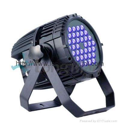 Outdoor RoHS 36pcs 3W Helio UV LED PAR Light for landscape 1
