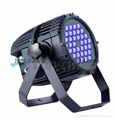 Outdoor RoHS 36pcs 3W Helio UV LED PAR