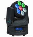 Ledmemove F1 Endless Rotating LED Moving