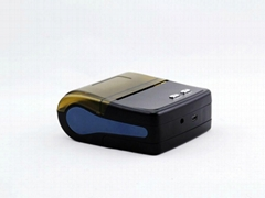 58mm mini portable thermal printer bluetooth pos printer