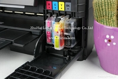 LC101/LC103/LC105/LC110 empty refillable inkcartridge for Brother